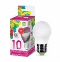 Лампа светодиодная ASD E27  10Вт шар standard 6500К 900Лм