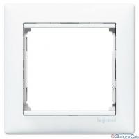 Legrand VALENA белый рамка 1мест.