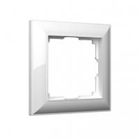 WERKEL FIORE Рамка на 1 пост (белая) WL14-Frame-01