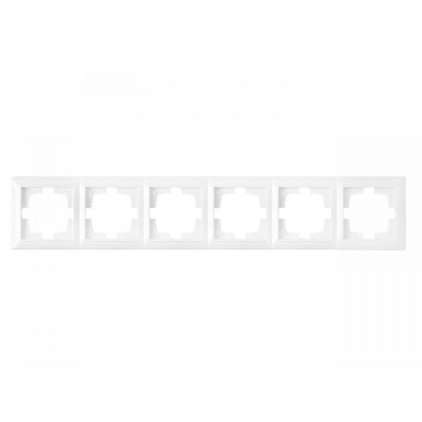 Nilson Touran белый рамка 6-м.