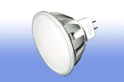 Лампа светодиодная MR16 220V 5.5Вт ASD 3000K  Распродажа!