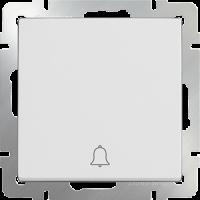 WERKEL Кнопка звонка (белая) WL01-04-01
