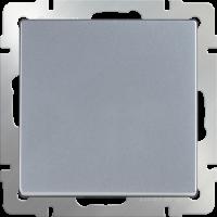 WERKEL Выключатель 1-кл. перекрестный (серебро)
