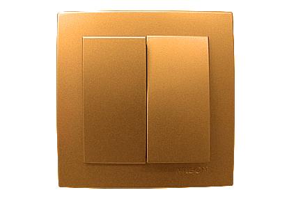 Nilson Touran золото Выкл-ль 2кл