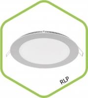 Св-к LED RLP-eco 18Вт 4000К 1440Лм 185/143мм IP40, IN HOME