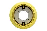 Светильник Ecola GX70 H5 золото
