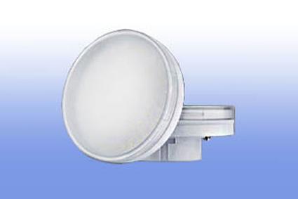 Лампа светодиодная GX70 10Вт EcolaTablet 2800K матов.