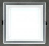 Св-к LED Альфа Свет LF 401 12W квадрат d160*125 4000K