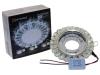 Св-к Estares GX53 4W ES-902 круг хром с подсветкой IP20