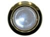 Светильник Ecola GX53 H4-GL глубокий золото