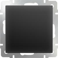 WERKEL Выключатель 1-кл. перекрестный (черный)