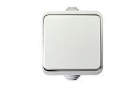 InHome AQUA IP44 белый выкл. 1кл. 3100 10А