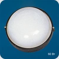 Св-к Italmac Round WP 600002 круглый черный, б/р, 60Вт IP65 Распродажа!