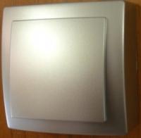 Nilson Themis серебро выкл. 1кл. 10А