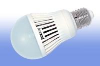 Лампа светодиодная JazzWay E27 7Вт шар 3000К
