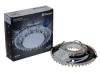 Светильник Feron GX53 CD4025 прозрачный с подсветкой