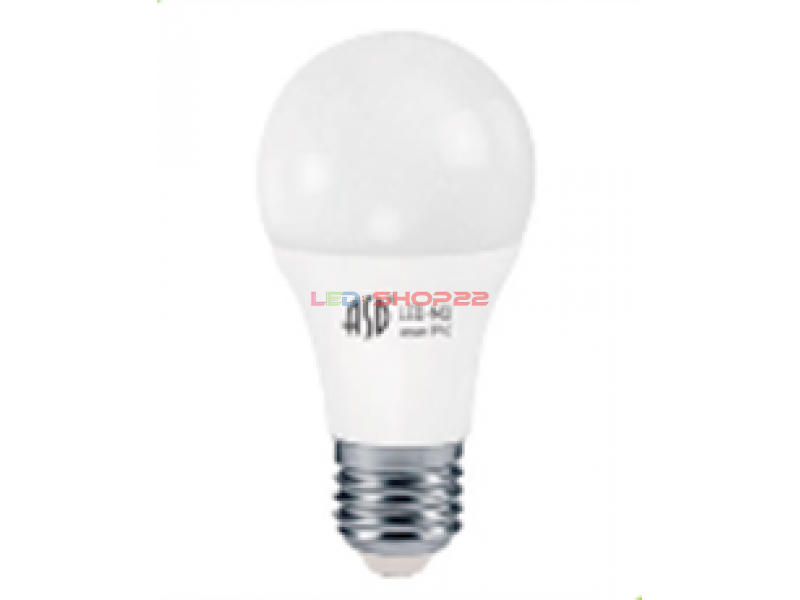 Лампа светодиодная низковольтная ASD E27 10Вт 24-48V 4000К 800Лм