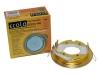 Светильник Ecola GX53 Н4 хром золото хром