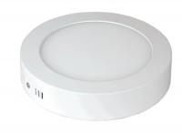Св-к LED NRLP-eco 8Вт 4000К 640Лм 120мм белая, IN HOME