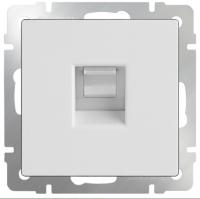 WERKEL Розетка Enternet RJ-45 (белая) WL01-RJ-45
