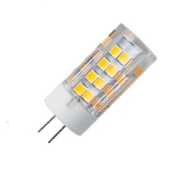 Лампа светодиодная G4 220V 6Вт Ладья 4100K пластик