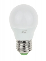 Лампа светодиодная ASD E27  3.5Вт шар standard 4000К 320Лм