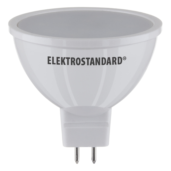Лампа светодиодная MR16 220V 5Вт ELECTROSTANDARD 3300K