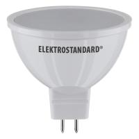 Лампа светодиодная MR16 220V 5Вт ELECTROSTANDARD 6500K