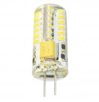Лампа светодиодная G4 12V 5Вт General 4500K