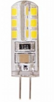Лампа светодиодная G4 220V 3Вт Ecola 6400К