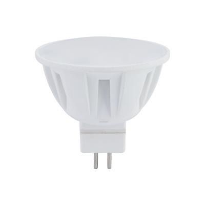 Лампа светодиодная MR16 220V_10Вт Ecola 6000K матовая