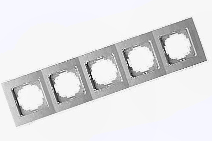 Nilson Touran серебро Рамка 5-ая