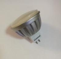Лампа светодиодная MR16 220V 3.5Вт General 6500K