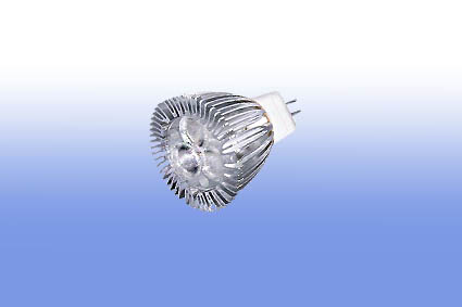 Лампа светодиодная MR16 220V 5Вт Feron 4000K