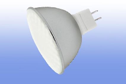 Лампа светодиодная MR16 220V 5Вт Feron 6400K