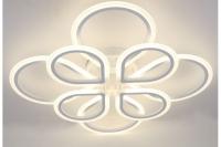 Люстра LED Lagrima 39226-4+4  176W (78x12)