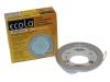 Светильник Ecola пластик DGX5315 серебро