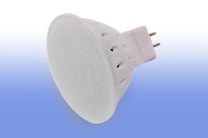 Лампа светодиодная MR16 220V 7Вт Estares 3000K Распродажа!