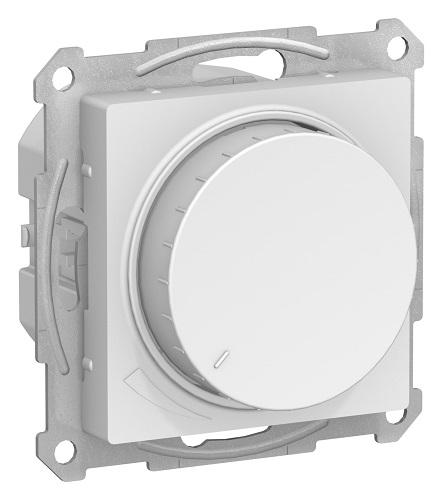 SchE AtlasDesign белый мех-зм диммера 315Вт