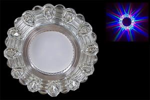 Св-к Электра 14301-9.0-001LD MR16 + LED WT MIX