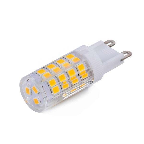 Лампа светодиодная G9 9Вт Ладья 6000К