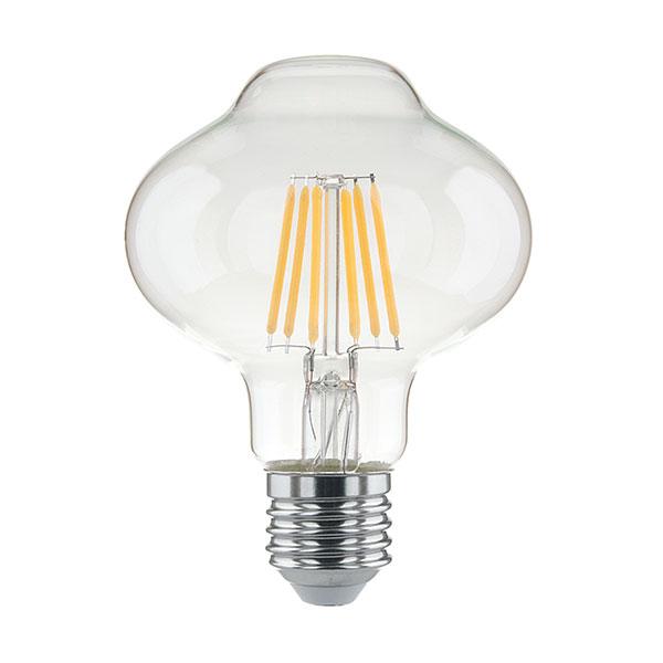 Лампа светодиодная Электростандард E27 10Вт 4200К FDL L80 прозрачная